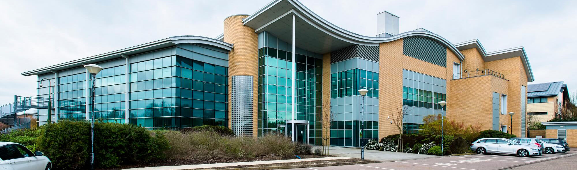 418 Cambridge Science Park