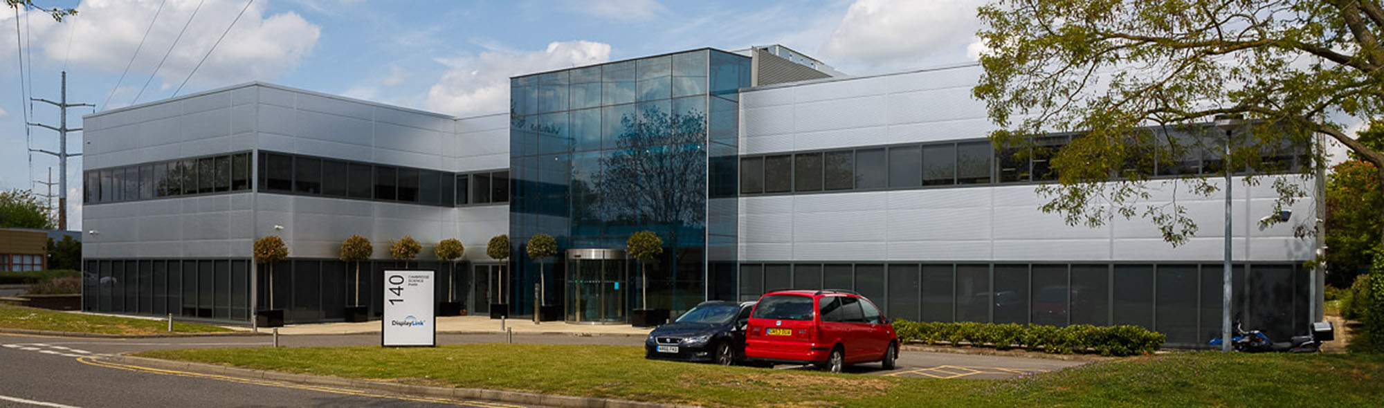 140 Cambridge Science Park